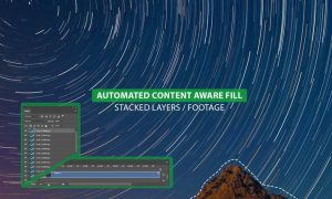 Automated Content Aware Fill F2HKVY3