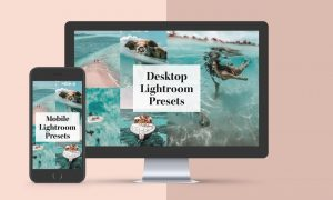 Bahamas Mobile Lightroom Presets 3727286