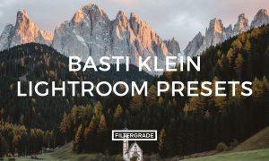 Basti Klein Lightroom Presets