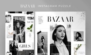 Bazaar - Instagram puzzle 3784936
