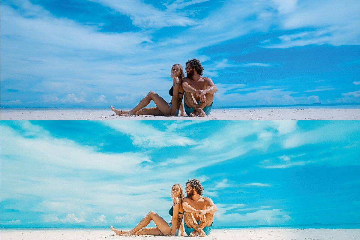Beach Vibes Presets 3712010
