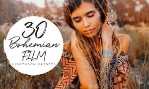 Bohemian Lightroom Presets 2WK5VE