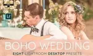 Boho wedding Lightroom presets 3749047