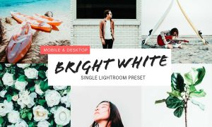 Bright White Lightroom Preset 3482109