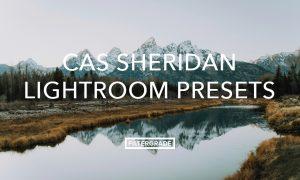 Cas Sheridan Lightroom Presets
