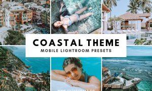 Coastal Mobile Lightroom Presets 3763652