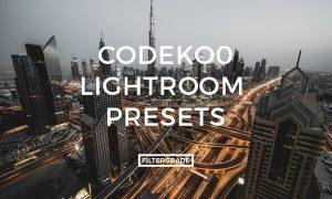 Codeko0 Lightroom Presets