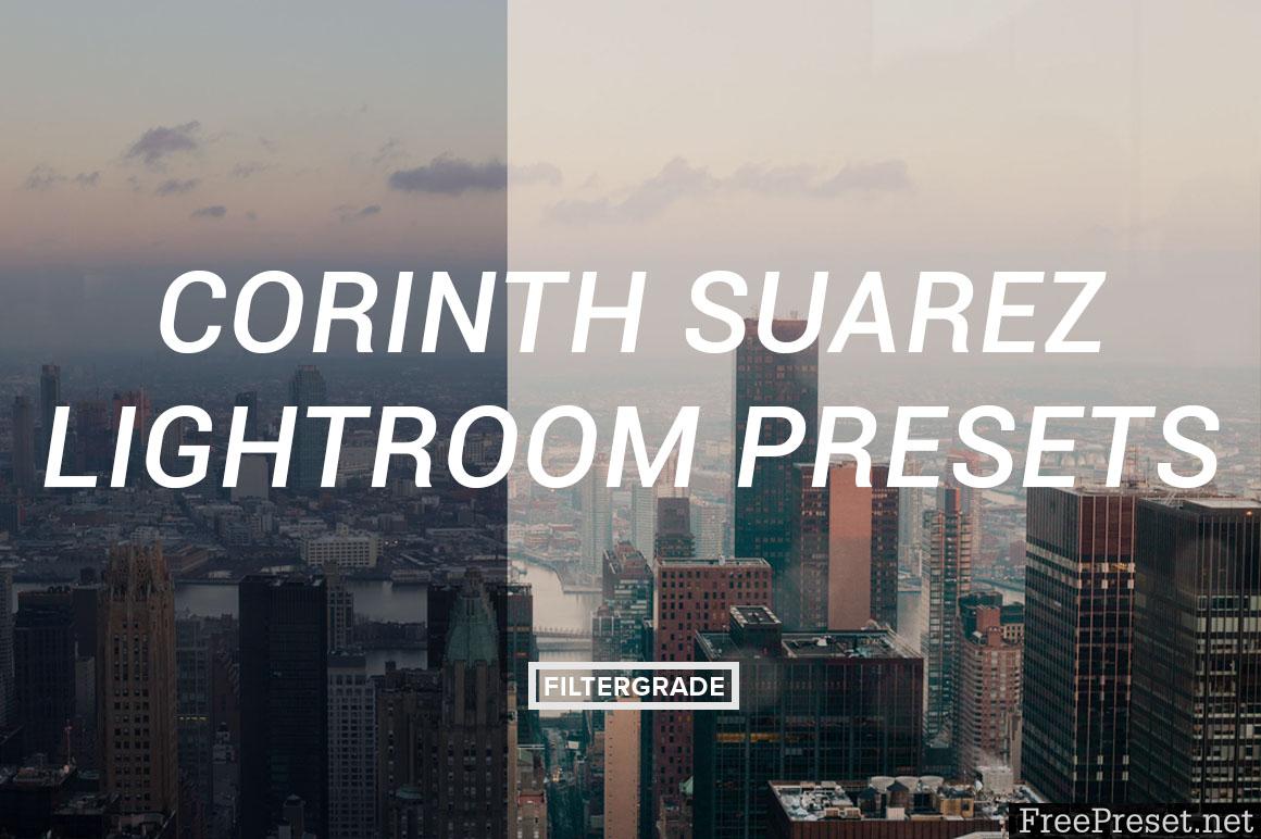 Corinth Suarez Lightroom Presets