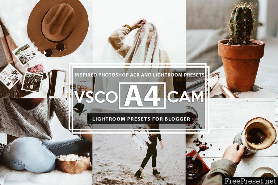 A4 VSCO Cam Lightroom Presets 1450427