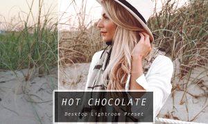 Desktop Lightroom Preset CHOCOLATE 3622483