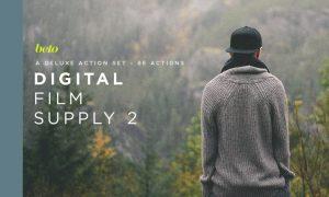 Digital Film Supply 2 Action Bundle Q56F9V