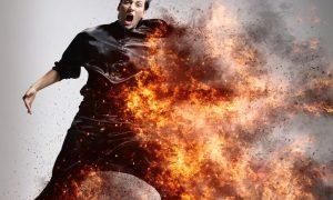 Firestorm Photoshop Action XR8KVB