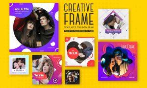 Frame Templates - Instagram 3707859