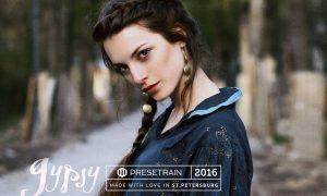 Gypsy Portrait Photoshop Actions TYZC5N