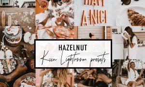 HAZELNUT VINTAGE LIGHTROOM PRESETS 3763082