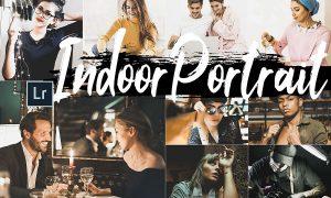 Indoor Portrait Desktop Lightroom Preset 1293113