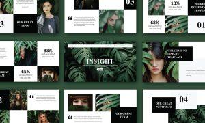 Insight - Powerpoint 3748099  PPTX