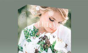 Kreativ Wedding LUTs Vol1 - Vol3 (Win/Mac)