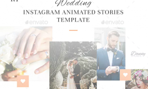 Mary - Wedding Instagram Animated Stories 23686815