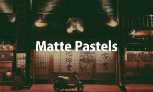 Matte Pastels 4MTJA7