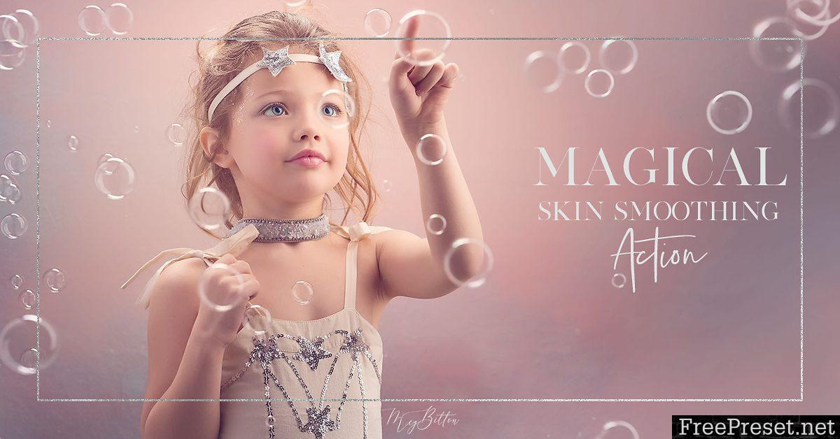 Meg Bitton — Skin Smoothing Action