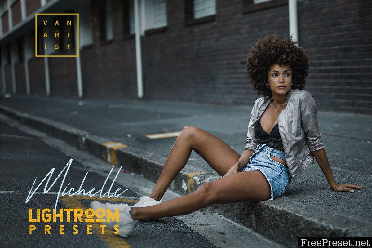 Michelle Lightroom Presets 3506878