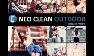 Neo Cream Theme Mobile Lightroom Presets 1253852