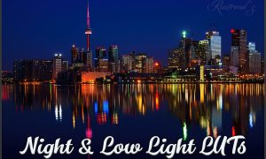 Night and Low Light LUTs 2594704