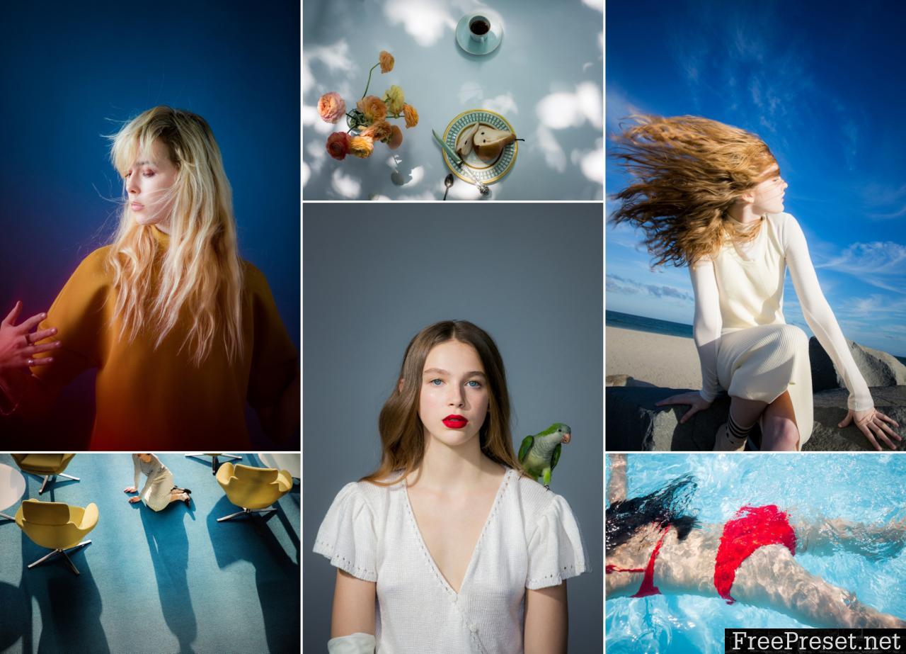 Rebecca Lily Pro Sets V Lightroom Presets