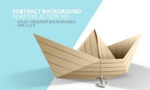 Subtract Background Adaptive Action 3SFCZXK