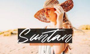 Suntan Mobile & Desktop Lightroom Presets