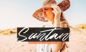 Suntan Mobile & Desktop Lightroom Presets 3758527