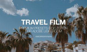 TRAVEL FILM presets for Lightroom 3746414
