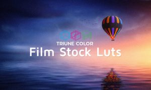 Triune Color: Film Stock LUTs (Win/Mac)