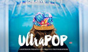UltraPOP Lightroom Presets CP3K2B