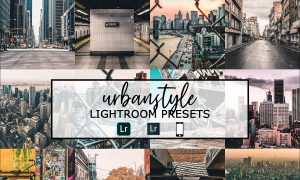 Urbanstyle Lightroom Presets 3784178