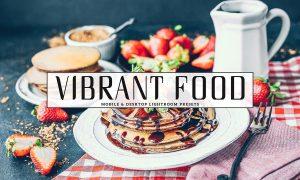 Vibrant Food Lightroom Presets 3734393