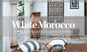 White Morocco Lightroom Presets 3699460