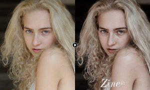 Zine Fashion Lightroom Presets - Volume II 9XQAJH