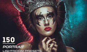 150 Portrait Lightroom Presets 3819869
