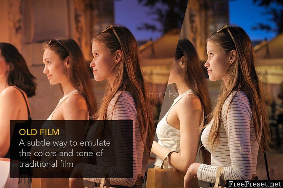 18 Cinematic Lightroom Presets