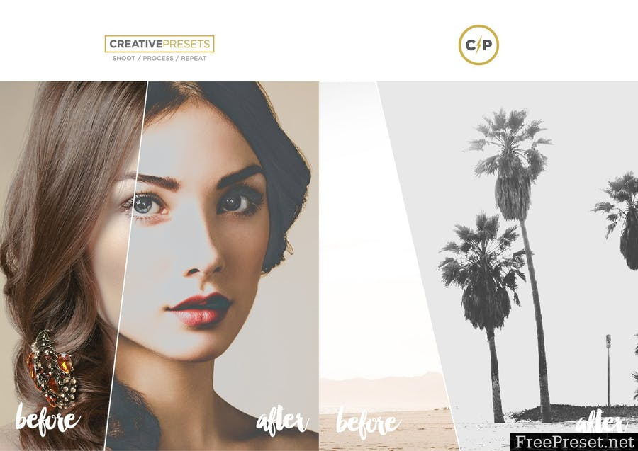 50 Solarize Lightroom Presets