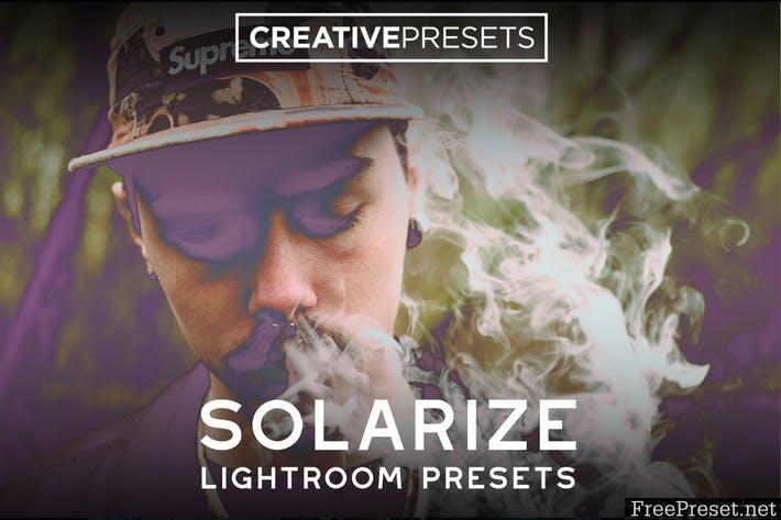 50 Solarize Lightroom Presets