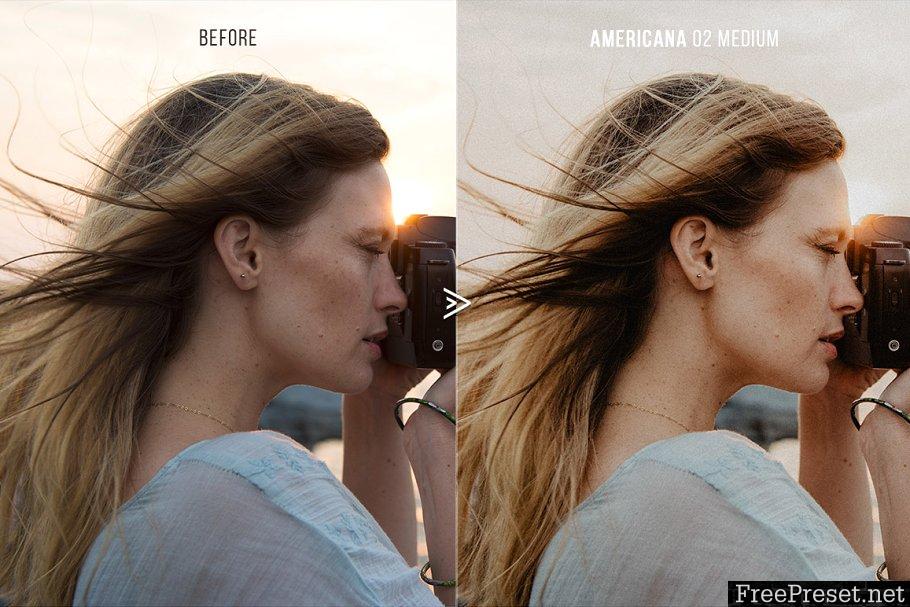 Americana Photoshop Presets 2087924