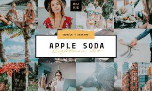 Apple Soda Lightroom Preset 3831729