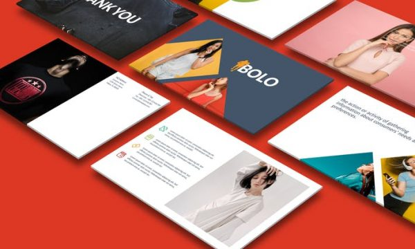 Bolo Powerpoint Template 7HDV9A - PPT, PPTX