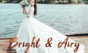 Bright & Airy Mobile & Desktop Lightroom Presets