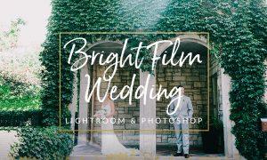 Bright Film Wedding Lightroom Presets 1299965