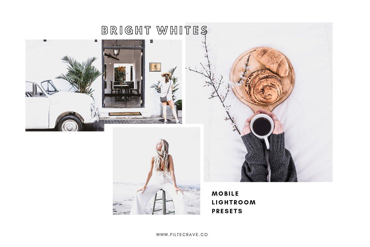 Bright White Lightroom Presets Theme 1591059
