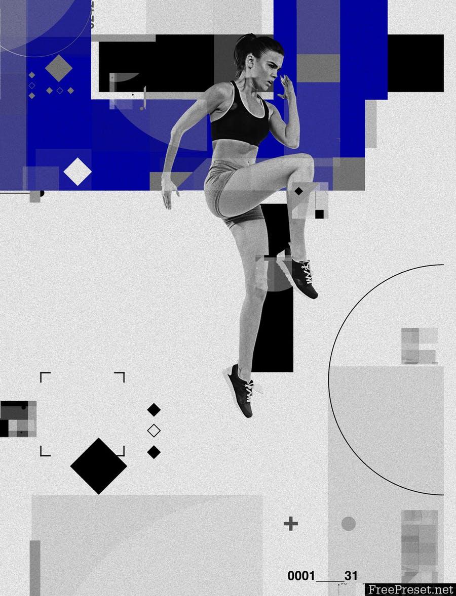 Cognition Photoshop Action M2BAU5